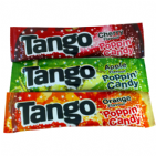 240 x Cherry, Apple or Orange Tango Popping Candy Sachets 2g - Wholesale Bulk Buy
